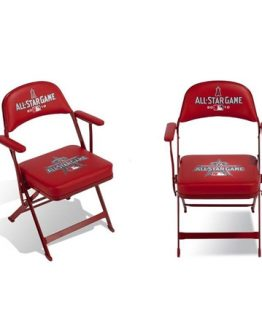 Clarin 3402 Folding Logo Chair with arms