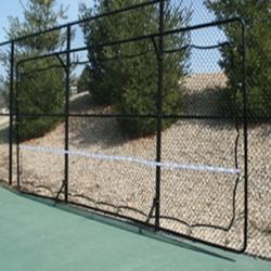 Douglas Fence Mount Tennis Rebounder