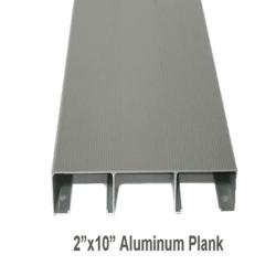 E & D Aluminum Planking