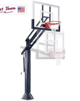 First Team Attack Height Adjustable Basketball Goal