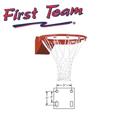 First Team FT 194TA Tube Tie Competition Breakaway Rim