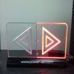 Power Ad Clear LED Possession Arrow