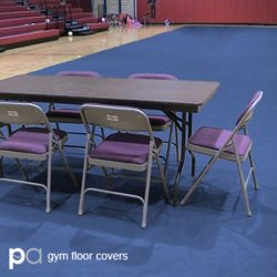 Putterman Coated Gym Floor Cover